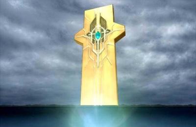 Le Zohar, artefact mystérieux qui serait la cause de la disparition de la Terre.