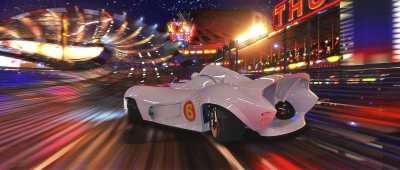 Avec ses dix idées nouvelles par minute et sa forme révolutionnaire et bariolée, Speed Racer a pris de court les critiques.